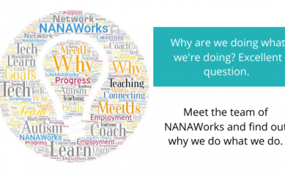 Meet the team of NANAWorks